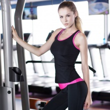 Solid Color Compression Tank Top