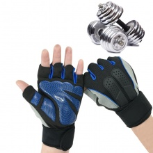 Silica Gel Crossfit Gloves