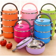 Bowl Style Lunch Box