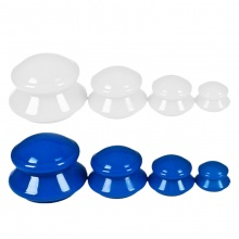 4 Pcs Anti Cellulite Vacuum Cups
