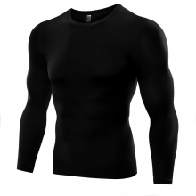 Solid Color Compression Top